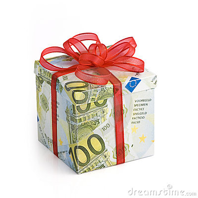 Free Expensive Gift Stock Photo - 17933430