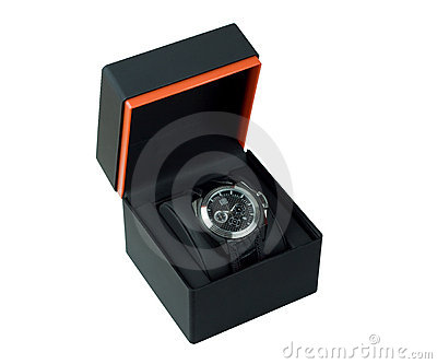 Expensive mens wristwatch