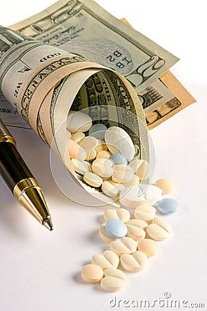 Expensive prescriptions