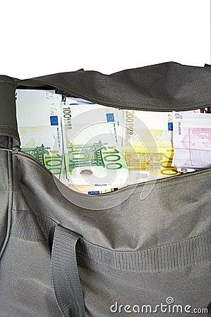 Expensive sport bag