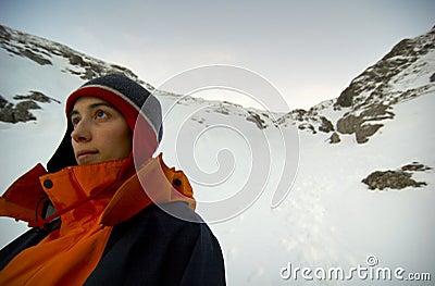 Experienced Mountain Climber