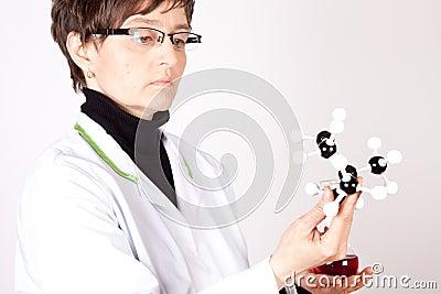 Experienced Scientist