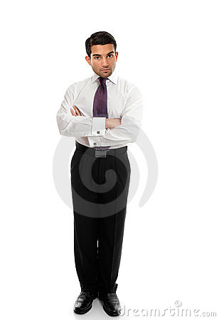Expert Businessman or Salesman