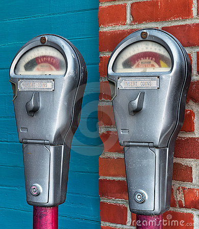 Expired - Parking Meters
