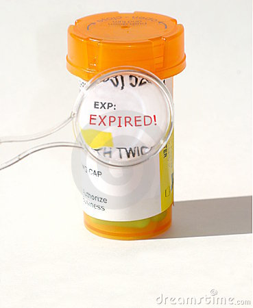 Expired Prescription