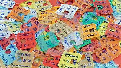 Expiry Issued Date Price Tags Background