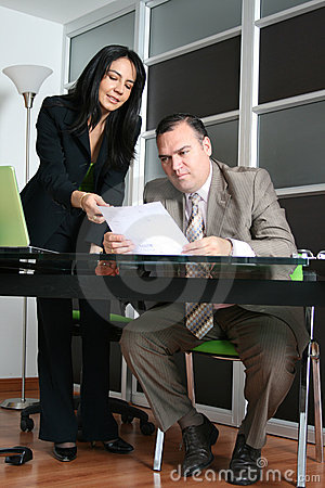 Explaining the documents