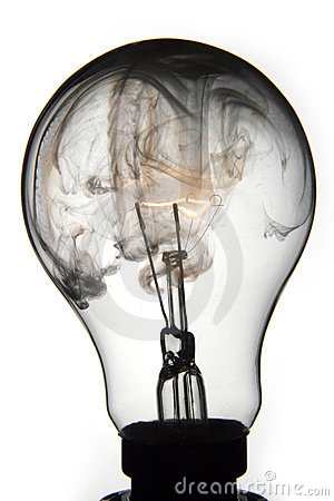 Free Exploding Lightbulb Stock Image - 994021