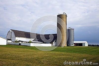 Exploração agrícola em Illinois