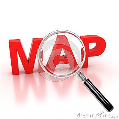 Explore map icon