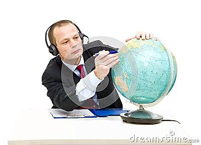 Exploring international markets