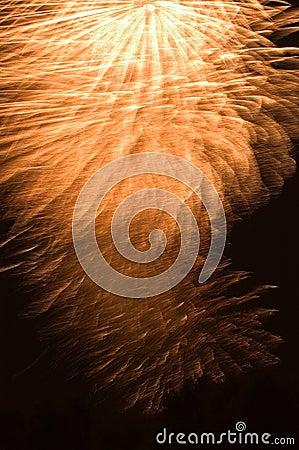Explosión de Ffireworks