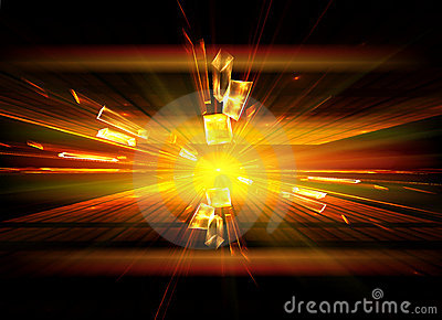 Explosion, blast
