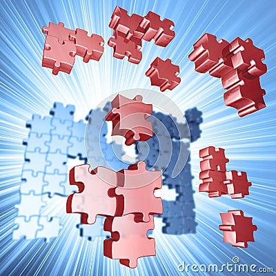 Explosion Puzzle