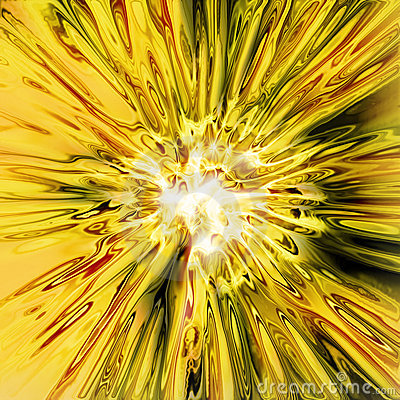 Explosion texture