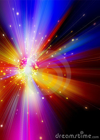 Explosion of universal spectral power