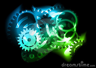 Exponerande kugghjul