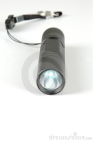 Exponerande lampa