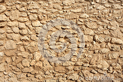 Exposed embedded l from the early Dilmun periods o