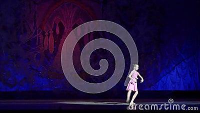 Exposition de perles de ballet clips vidéos