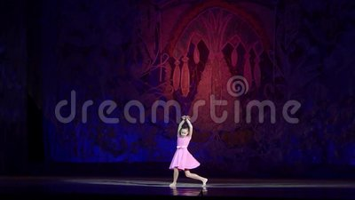 Exposition de perles de ballet banque de vidéos