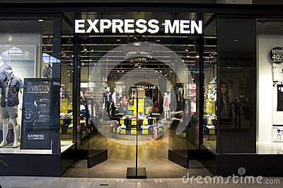 Expression clothing store