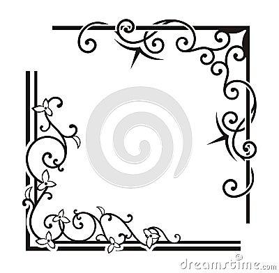Exquisite Corner Ornamental Designs