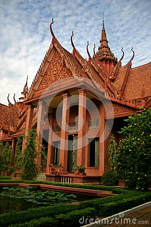 Royal National Museum in Phnom Penh