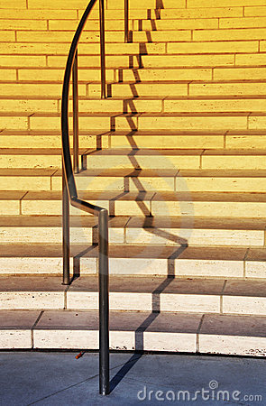 Exterior Staircase and Railing