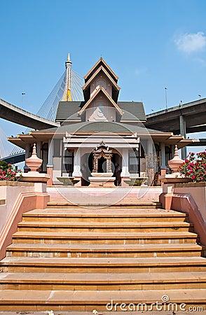 Exterior thai style