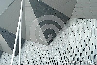 Exterior Walls of Triangles