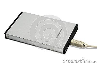 External Disk Drive (w/ path)
