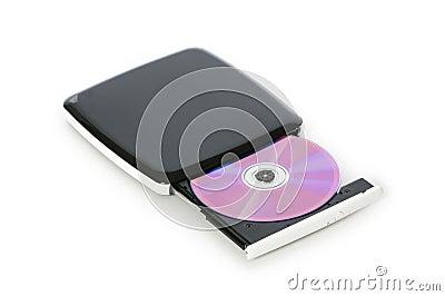 External dvd drive