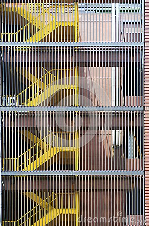 Pin External Fire Escape Staircase On Pinterest