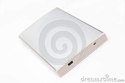 External portable hard disk