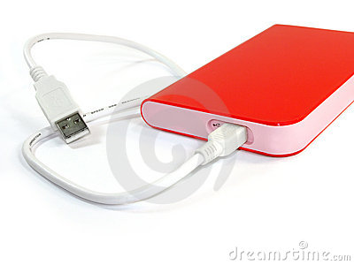 External portable hard disk