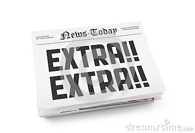 Extra news today