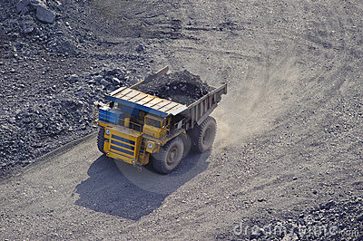 Extraction of iron ore