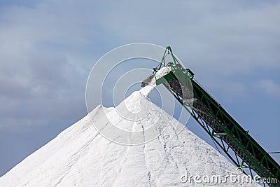 Extraction of salt