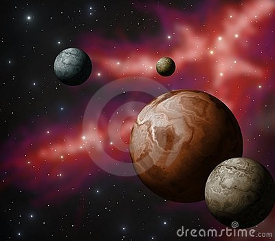 Extrasolar planet system