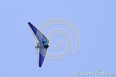 Extreme flight on delta plane