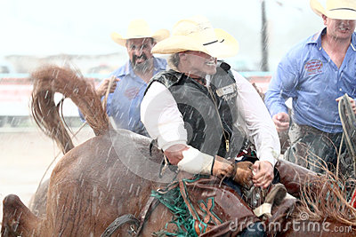 Extreme Rodeo Editorial Photo