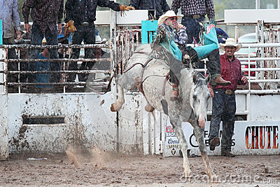 Extreme Rodeo Editorial Photography