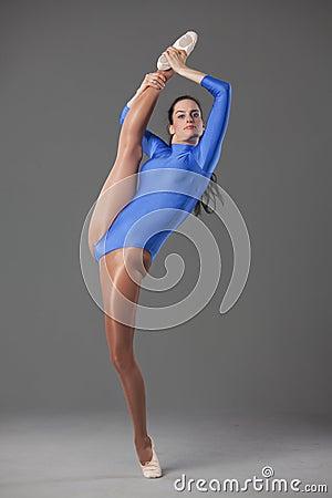 Extreme splits