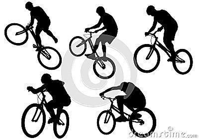 Extreme sport bike