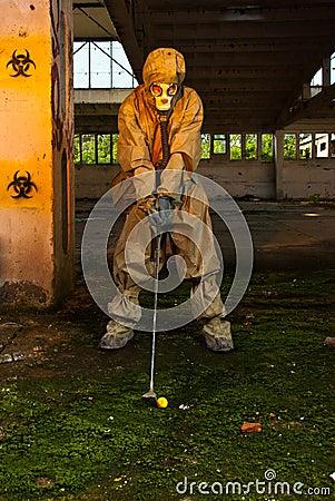 Extreme turbo golf