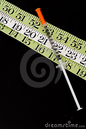 Extreme Weight Loss Concept Royalty Free Stock Photos - Image: 15373258