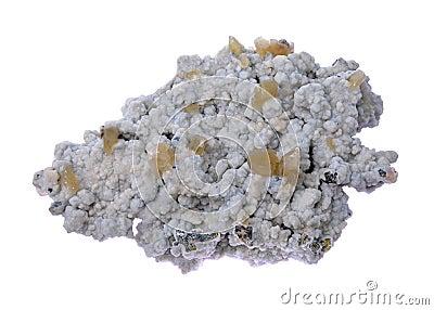 Calcite creation