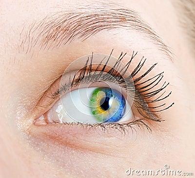 Free Eye Stock Images - 16134634