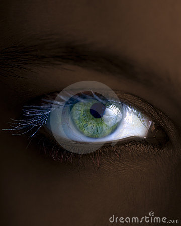 Free Eye Royalty Free Stock Images - 624059